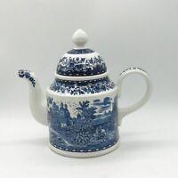 Villeroy & Boch Blue Castle Kanne Kaffekanne Teekanne vermutlich unbenutzt