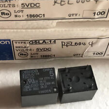 OMRON G5LA-14 5VDC 10A 5 Pins Power Relay (Pack of 5)