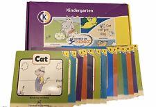 Euc Hooked On Phonics Lot of 14 Kindergarten Hop Books 1-14