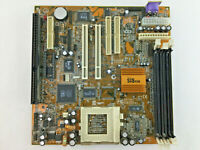 PC Chips Socket 7 Baby AT Motherboard SiS 530 Chipset - System Board