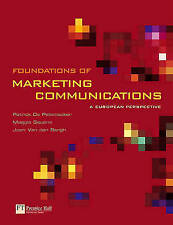 (Good)-Foundations of Marketing Communications: A European Perspective (Paperbac