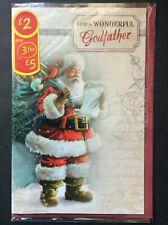 Godfather christmas card   (F13)