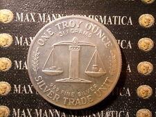 MEDAGLIA ONCIA ARGENTO PURO 31.1 grammi TITOLO 999 COD. MEDAGLIAESTERAPICCOLA-29
