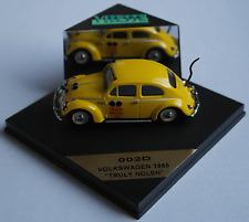 "Vitesse - 1955 VW Käfer gelb ""Truly Nolen"" 1:43 002D"