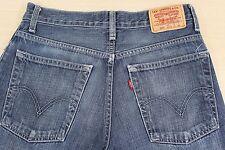 Levi Strauss Levi's 569 Size 16 Reg 28x28 Loose Straight Women's Denim Jeans