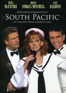 REBA MCENTIRE BRIAN BALDWIN MITCHELL - SOUTH PACIFIC: IN CONCERT NEW DVD