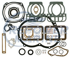 Lower / Conversion Gasket Set for Volvo Penta MD2B, AQD2B, Repl: 876389, 875503