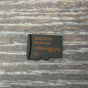 Sandisk Extreme 128 Go SDXC I V30 U3