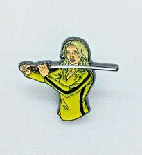 The Bride Uma Thurman Kill Bill Retro Movie Metal Enamel Pin Badge