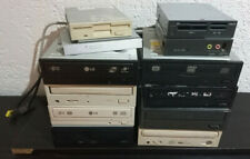 konvolut PC Laufwerke, CD DVD RW SD Slots Diskette siehe Foto
