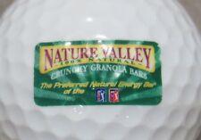 (1) Nature Valley Granola Bars Logo Golf Ball