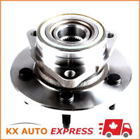 FRONT WHEEL BEARING & HUB ASSEMBLY FOR FORD F150 1997 1998 1999 4WD Non-ABS