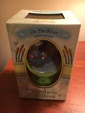Wind in the Willows Limited Edition 2002 On The River