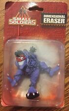 Small Soldiers Hasbro 1998 Insaniac DIMENSIONAL ERASER IN PACKAGE