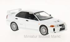 #216 - Whitebox Mitsubishi Lancer Evo V - weiss - RHD - 1998 - 1:43