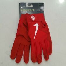 NEW Nike Huarache Elite Red Baseball Gloves PGB642-663 Men Size Large Retail $65