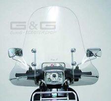 Parabrezza Parabrezza Faco Vetro Chiaro Alta Piaggio Vespa S 50 125 150