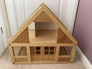 Plan toys wooden dolls house