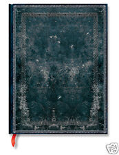Paperblanks Lined Writing Journal Cordovan Steel Gray Classic Ultra Size 7x9