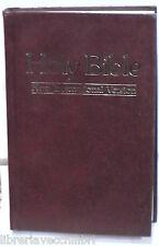 NEW INTERNATIONAL VERSION HOLY BIBLE IBS 1999 Biblica Bibbia Sacra Religione di
