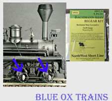 NWSL #2801-6 BACHMANN On30 2 TRUCK SHAY REGEAR KIT