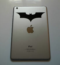 1 x Batman-Decalcomania Adesivo Vinile per Ipad Tablet FUMETTO bat Mini Mac Macbook Air