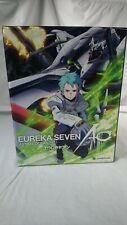 Eureka Seven AO Astral Ocean Part 1 Blu-ray DVD combo LIMITED EDITION BOX