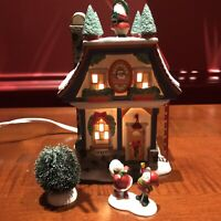Department 56 North Pole Series | Santa's Reindeer Rides, Special Edition