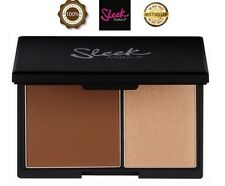 MEDIUM SLEEK MAKEUP FACE CONTOUR KIT MATTE PRESSED POWDER HIGHLIGHTER