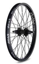 Ruedas negros para bicicletas BMX
