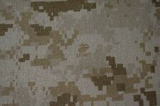 Desert Marpat Digital Military NY/CO Nomex Twill Camouflage Fabric 64
