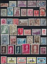 Argentina -  Collection of  Older Stamps,...93n.......# 8 14