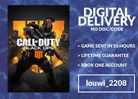 Call of Duty: Black Ops 4 [Xbox One] (NO CODE/DISC) READ DESCRIPTION  🎮
