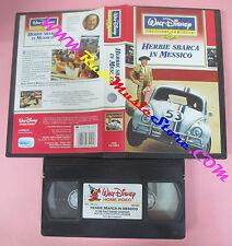 VHS film HERBIE SBARCA IN MESSICO 1993 WALT DISNEY VS 4401 (F127) no dvd (*)