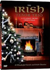 NEW DVD// THE IRISH TENOR TRIO - A CLASSIC IRISH CHRISTMAS // 16 TRACKS - 51min