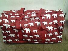 Delta Sigma Theta duffle bag
