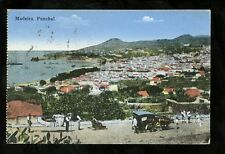 Portugal MADEIRA Funchal 1938 general view PPC