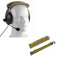 Tactical Headband Advanced Modular Headset Cover Fit For All Tactical Earmuffs