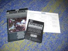 G 7000 Philips Videopac Demon Attack Imagic Videopac G7000 G7400 mit Anleitung