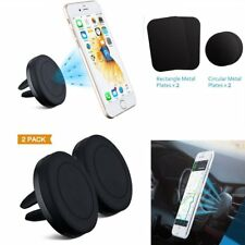 2Pack Lüfter Magnet Auto KFZ Handy Halter Halterung für iPhone Smartphone DE