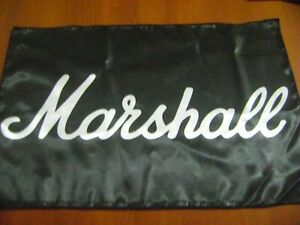 Marshall 20x30 inch Flag Polyester Amplifier Music Flag Decoration Hobby