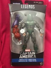 Marvel Legends Captain America Action Figure piece #4 Red Skull Hasbro Toy New