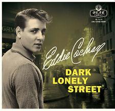 Eddie Cochran 10inch +Bonus CD, Limited - Dark Lonely Street Commemorative Album