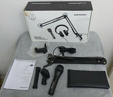Audio-Technica Streaming/Podcasting Microphone Pack At2005Usbpk - Exc but Read!
