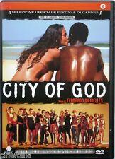 Dvd City of God di Fernando Meirelles 2003 Usato