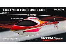 Align T-Rex 760 F3C Carbon Fiber Fuselage - Pink
