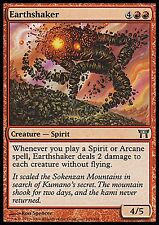 Earthshaker FOIL NM Champions of Kamigawa MTG Red Uncommon