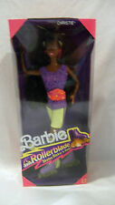 NIB ROLLERBLADE CHRISTIE DOLL SKATES, FLICKER & FLASH  NRFB #2217 1991