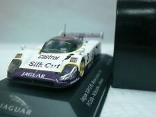 WOW EXTREMELY RARE Jaguar XJ-R12 #3 Winner 24h LeMans 1990 Dealer 1:43 Ixo-Spark