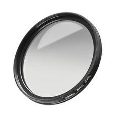 walimex pro Slim Polfilter Zirkular 62 mm, mehrschichtvergütet, Metallfassung